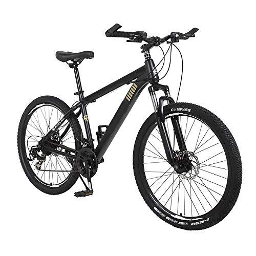 ZJBKX Bicicleta De Montaña De 24 Pulgadas, Adultos Masculinos Y Femeninos En La Carretera Off Road Bicicleta Ligera para Estudiantes De Carreras para JóVenes 24speed