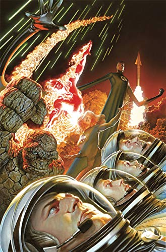 The FANTASTIC FOUR OMNIBUS VOL. 3 HC ROSS COVER (NEW PRINTING)
