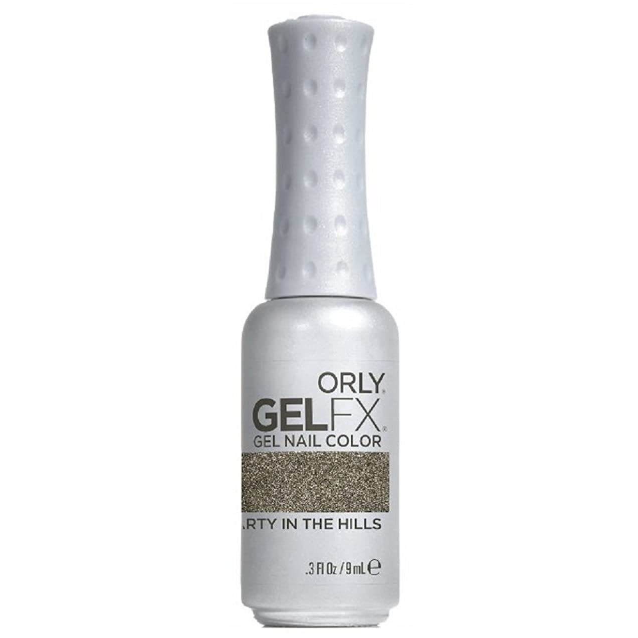 学士信仰中傷Orly GelFX Gel Polish - Party in the Hills - 0.3oz / 9ml