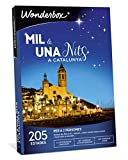 WONDERBOX Caja Regalo -MIL & UNA NITS A Catalunya- 205 estancias mágicas para Dos Personas
