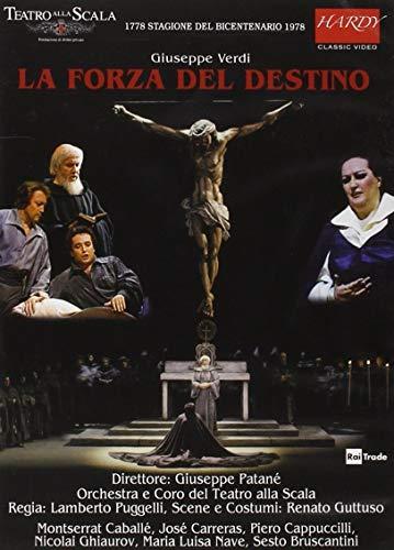 Verdi: La Forza del Destino (Scala, 18 June 1978) [DVD] [NTSC] by Montserrat Caballe