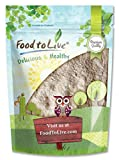 Barley Flour, 2 Pounds - Stone Ground from Whole Hulled Barley, Kosher, Vegan, Bulk, Great for Baking, Product of the USA