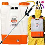 Best Backpack Sprayers - Petra 4 Gallon Battery Powered Backpack Sprayer – Review