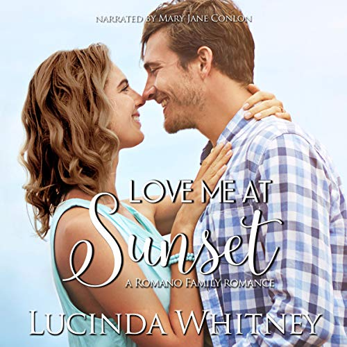 Love Me at Sunset audiobook cover art