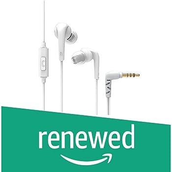 (Renewed) MEE Audio EP-RX18P-WT-MEE in-Ear Headphones (White)