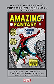 Amazing Spider-Man Masterworks Vol. 1 (Marvel Masterworks)