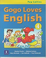 Gogo Loves English Student Book (Level 4)