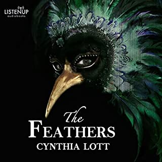 The Feathers: Southern Spectral Series Book 1                   By:                                                                                                                                 Cynthia Lott                               Narrated by:                                                                                                                                 Courtney Patterson                      Length: 7 hrs and 15 mins     29 ratings     Overall 4.0