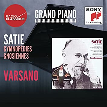 Satie: Gymnopédies, Gnossiennes - Varsano