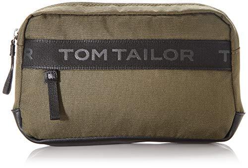 TOM TAILOR Herren Taschen & Geldbörsen Bauchtasche Matteo khaki/khaki,OneSize,C035,7000