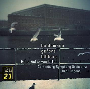 Boldemann / Gefors / Hillborg