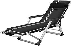 Bseack Deckchairs,15-Fach-Einstellung Multifunktions-Faltbarer Beidseiten-Loungesessel Für Balkongarten (Farbe : B)