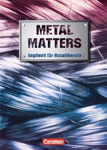 Metal Matters - Englisch für Metallberufe