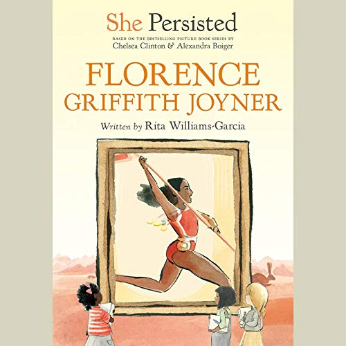She Persisted: Florence Griffith Joyner cover art