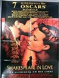 Shakespeare In Love - Filmposter A1 84x60cm gefaltet (g)