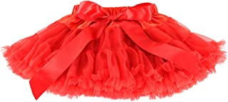 Wennikids Baby Girls Clothes Dance Pettiskirt Petticoat Dance Tutu