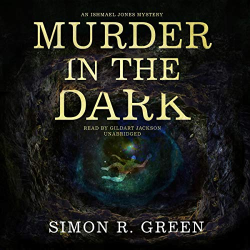 Murder in the Dark cover art