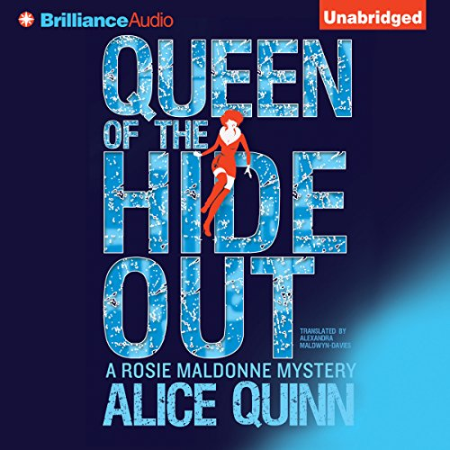 Queen of the Hide Out audiobook cover art
