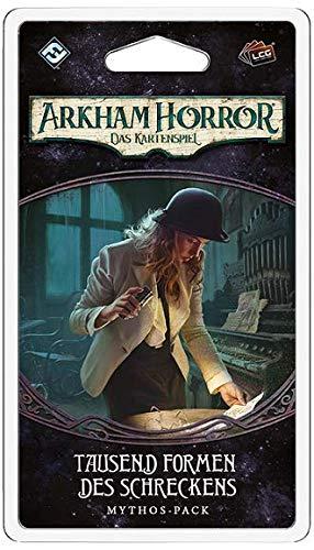 Asmodee Arkham Horror: LCG - Tausend Formen des Schreckens, Erweiterung, Kartenspiel, Deckbau, Deutsch