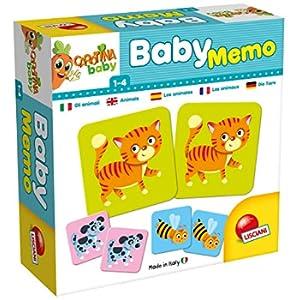 Lisciani Giochi Carotina Baby Memoria Animali