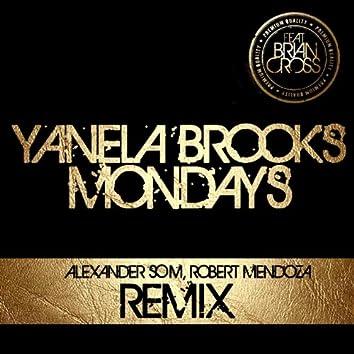 Mondays (Alexander Som & Robert Mendoza Remix) [feat. Brian Cross]