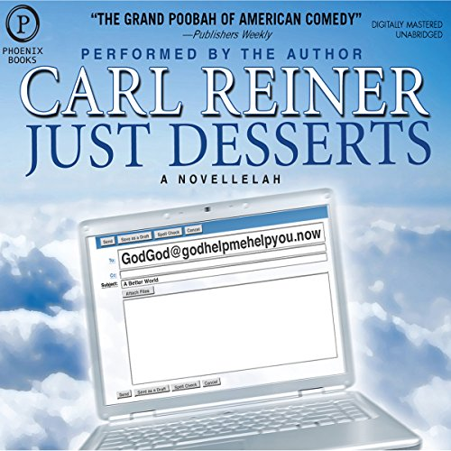Just Desserts  By  cover art