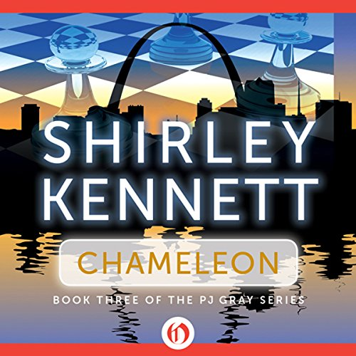 Chameleon audiobook cover art
