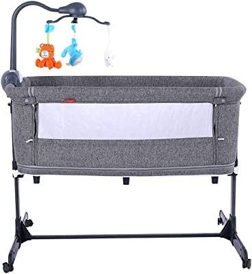 Fantasy Constellation Hi Sprout Newborn All in One Baby Lounger Portable Co-Sleeping Cribs /& Cradles-Suit for 0-8 Months