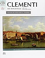 Six Sonatinas, Opus 36 For The Piano (Alfred Cd Edition)
