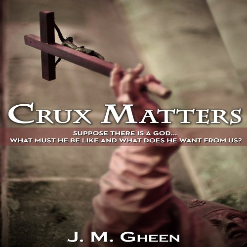 Crux Matters audiobook cover art
