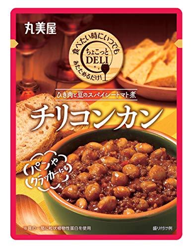 丸美屋食品工業 DELIチリコンカン 117g×8個