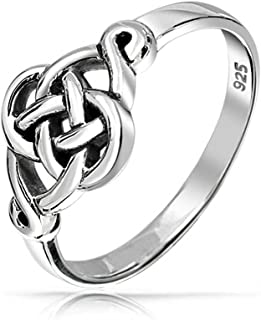 ring with infinity design