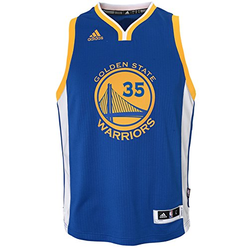 Outerstuff Youth Boys NBA Player Swingman Jersey-Road Golden State Warriors, Youth Large (12-14)