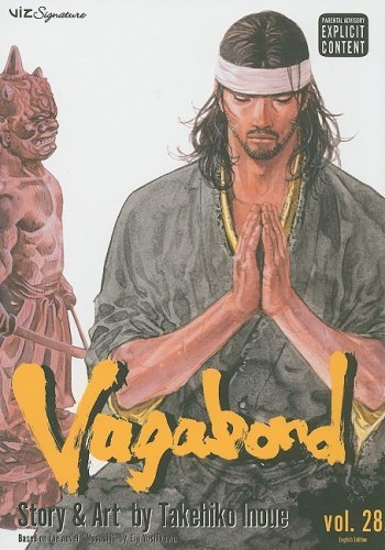 By Inoue, Takehiko [ Vagabond, Volume 28 (Vagabond (Paperback) #28) - Greenlight ] [ VAGABOND, VOLUME 28 (VAGABOND (PAPERBACK) #28) - GREENLIGHT ] Oct - 2008 { Paperback }