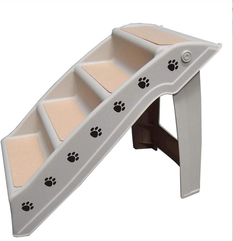 Pet Stairs Dog Ladder Pet Ladder Dog Stairs Folding Pet Ladder