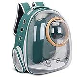 ESSEASON Pet Cat Backpack Bubble, Transparent Space Capsule Dog...