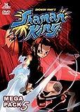 Shaman King - Mega Pack 5 (3 DVDs) [Alemania]