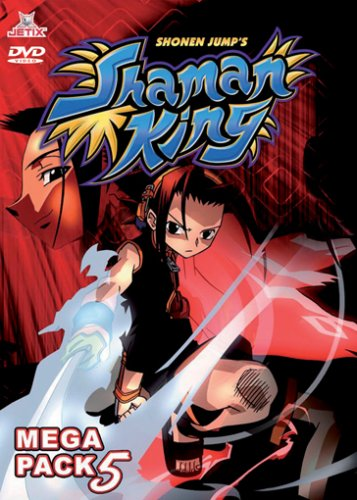 Shaman King - Mega Pack 5 (3 DVDs)