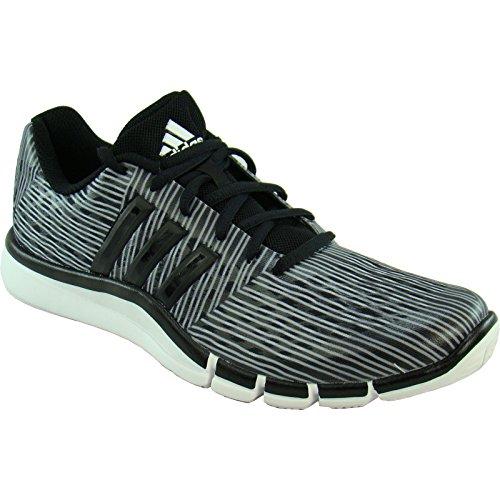 Adidas Adipure 360.2 Primo Trainingschuhe Fitness Indoor Hallenschuhe schwarz/weiß, Schuhgröße:EUR 40.5