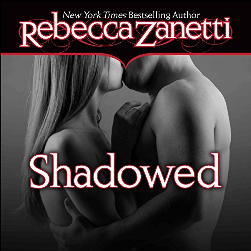 Shadowed audiobook cover art