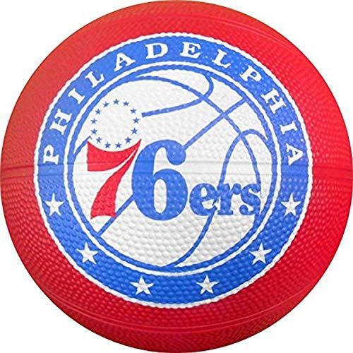 Lowest Prices! NBA Philadelphia 76Ers Spaldingteam Logo, Blue, N