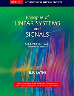 By Lathi Linear Systems and Signals (The Oxford Series in Electrical and Computer Engineering) (2nd International) [Paperback]
