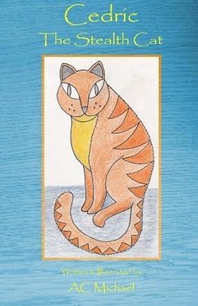 Cedric, The Stealth Cat