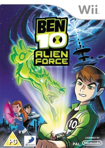 Ben 10: Alien Force (Wii) [Importación inglesa]