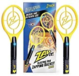 ZAP IT! Bug Zapper Twin Pack - Rechargeable Mosquito, Fly Killer and...