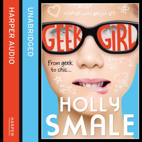 Geek Girl audiobook cover art