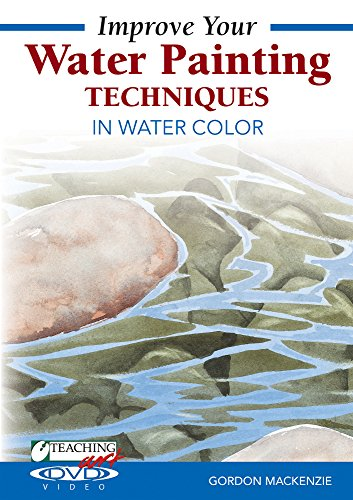 Improve Your Water Painting Techniques in Watercolor