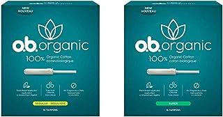 o.b. Organic Tampons