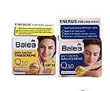 Balea Q10 Anti-wrinkle Day Cream+Night Cream VitaminE...