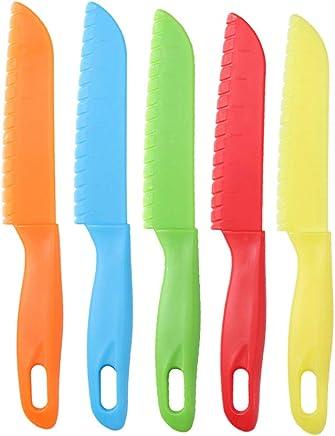 Amazon.es: cuchillo niños - Juegos de cuchillos de cocina ...